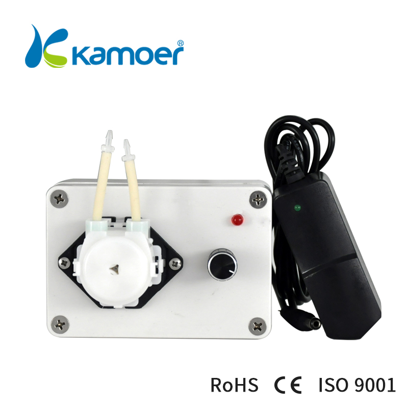 Kamoer 24V peristaltic pump with adjustable flow for laboratory линейка action apr20 fl 20 см пластик в ассортименте page 9