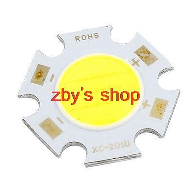 7W Pure White Light High Power SMD COB LED Spot Lamp Chip Emitting Diode