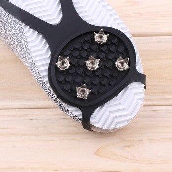 Liukuesteet kenkiin 5 järeää nastaa