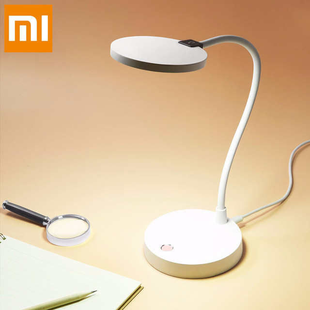 Xiaomi Mijia COOWOO U1 Intelligent LED Desk Lamp With Light Sensor Wireless Eye-Protecting Function 100 - 240V