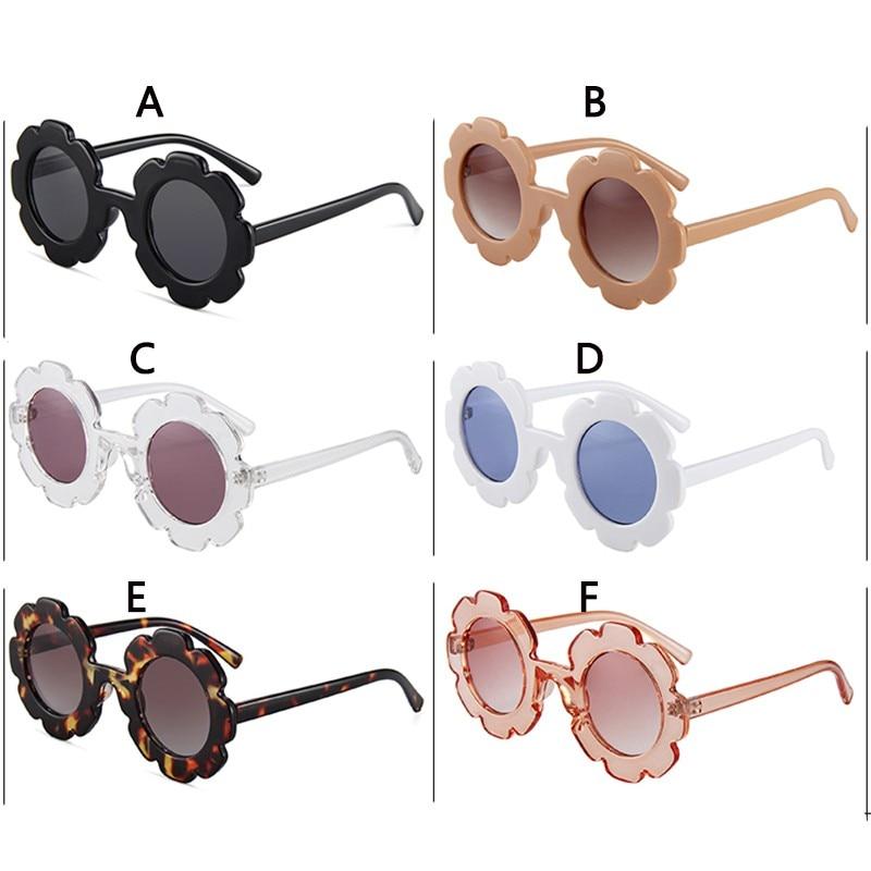 Toddler Girls Boys Cartoon Anti UV Eyeglasses Children Baby Kids Sunglasses 2019