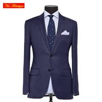 men's-blazers-and-suit-jackets vest pants tailcoat tuxedo men suits for wedding slim fit waistcoat 57XL 3 piece bespoke tailored