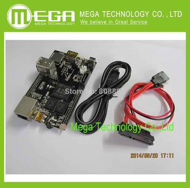 1 шт. PC Cubieboard A20 двухъядерные Совет по Развитию, Cubieboard2 двухъядерный с 4 ГБ Nand Flash