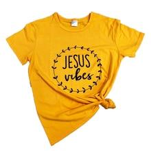 Christian T-Shirt Jesus Vibes