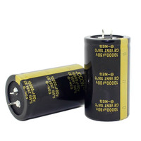 New and Original 10PCS 5PCS 80V10000UF 10000UF 80V High Frequency Low ESR Electrolytic Capacitors Size:35X60MM best quality