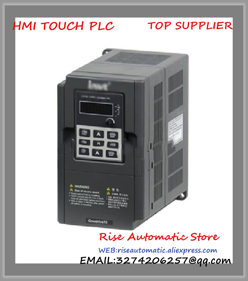 3 phase 230V 0.4KW 2.7A Input GD10-0R4G-2-B INVT Inverter VFD frequency AC drive new