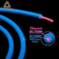 Trianglelab PTFE Rohr Teflonto TL-Feeder hotend RepRap Rostock Bowden Extruder 1,75mm ID1.9mmOD4mm Capricornus rohr