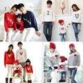 Navidad camiseta rayada ocasional madre padre hija hijo niños clothing ropa de bebé trajes de juego de la familia family look