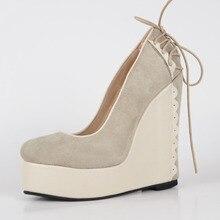 Femme Sandales Plattform Frauen Keile 2016 Neu Kommen Fashion Sexy Damen Schuhe Mode Plus Größe High heels Elegante