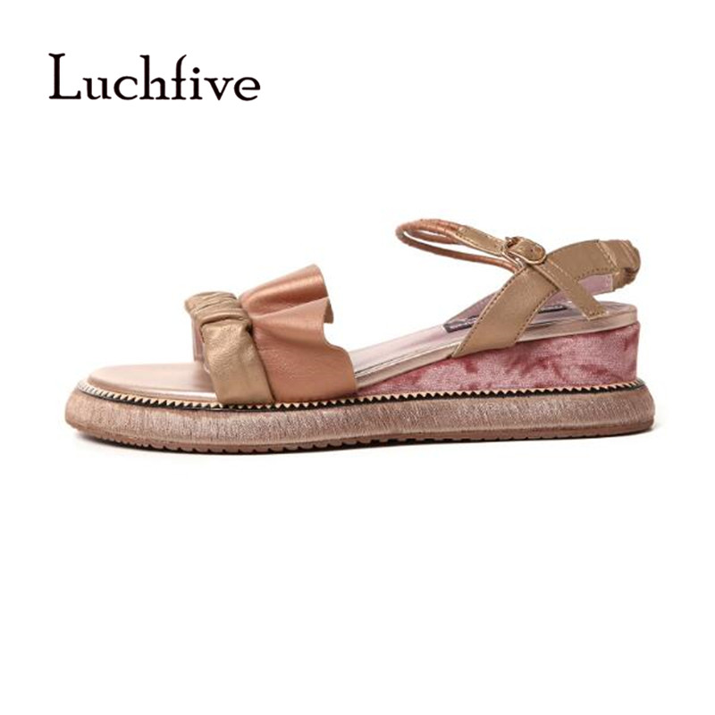 Summer ankle buckle strap women sandals sexy open toe ladies shoes fashion floral platform gladiator sandals sandalias mujer women sandals platform gladiator high heels clear buckle strap spring summer sexy shoes woman fashion black sandalias mujer