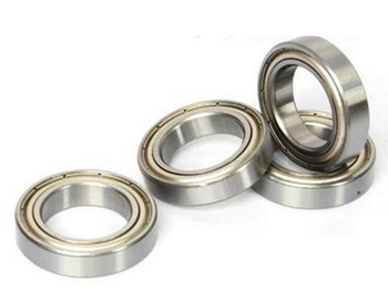 5Pcs 6801ZZ 6801 Shielded Deep Groove Radial Ball Bearings 12 x 21 x 5mm image