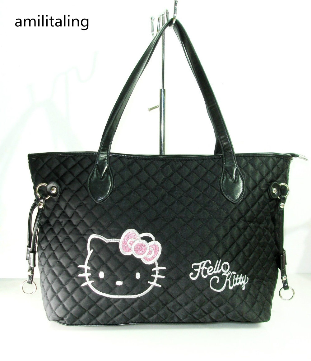 0782c6b7b Big Sale** New Hello Kitty Hand Bag Shoulder Bag Purse YE 16WB ...