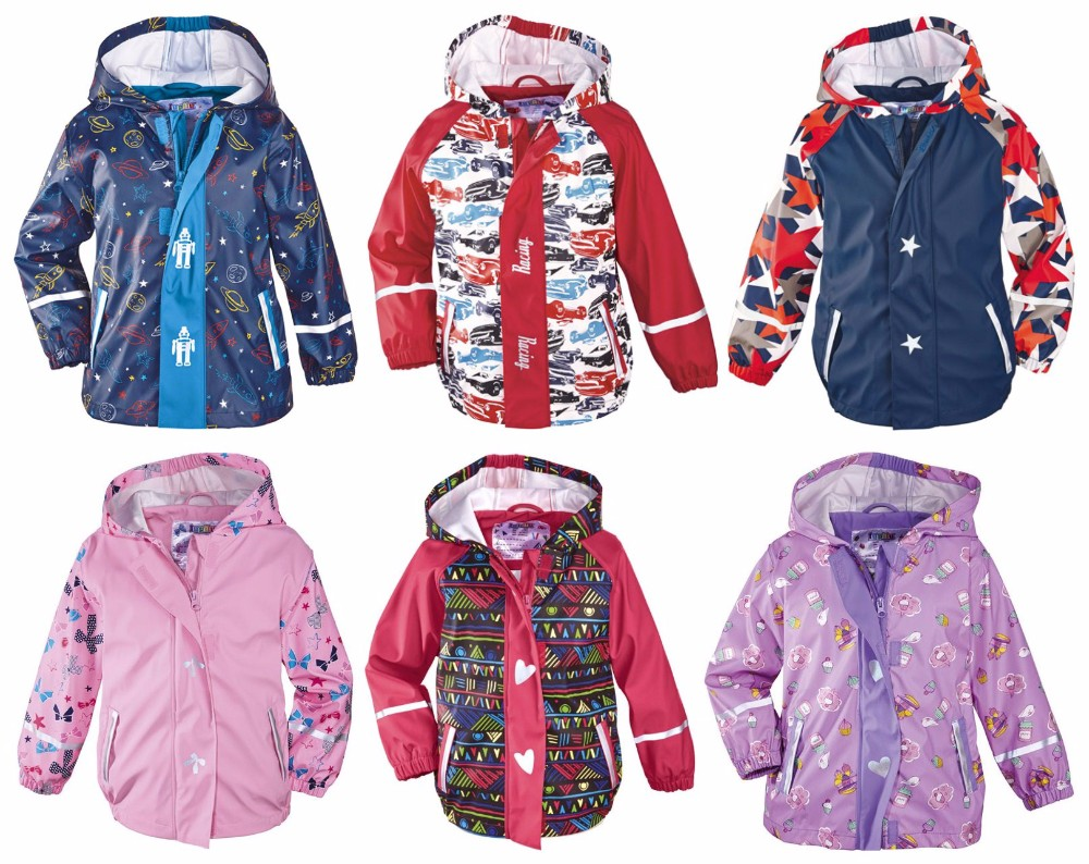 New arrival limited in spring and summer male female child Pu poncho raincoat outdoor Waterproof 2014 woolen female child outerwear bow loose female child spring trench new arrival