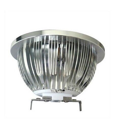 7W AR111 led լամպ G53 led լամպ 650lm DC12V Epistar - LED լուսավորություն - Լուսանկար 6