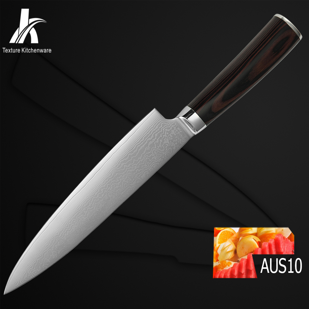 Uncategorized High Quality Kitchen Knives compare prices on damascus chef knife online shoppingbuy low high quality meat cutter 8 inch japanese aus 10 steel