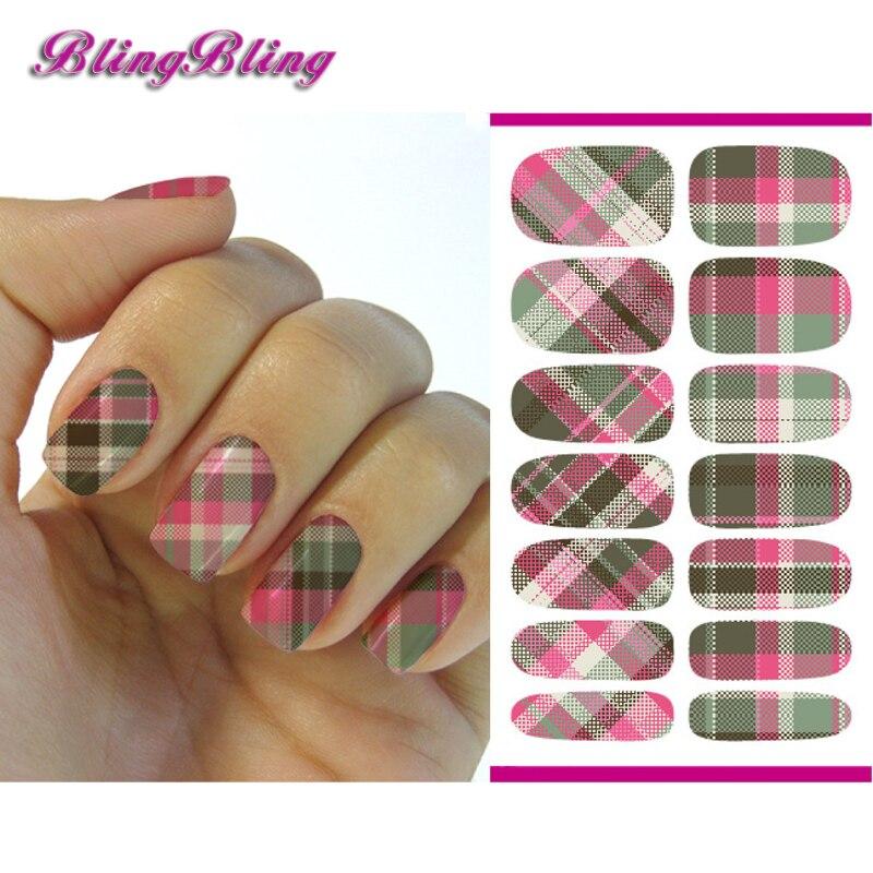 Luxury Water Slide Nail Decals Pattern - Nail Art Design Ideas ...