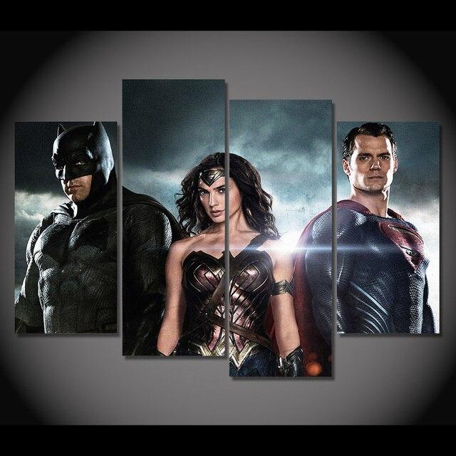 Aliexpress.com: Comprar 4 unids/set enmarcado HD impreso Mujer ...