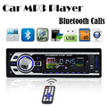 Som Automotivo Autoradio Áudio Player 1 DIN Rádio Do Carro Kits Transmissor FM estéreo Bluetooth AUX Carro MP3 Player USB SD carro-Carregador