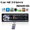 Som Automotivo Autoradio Reproductor de Audio 1 DIN Radio de Coche Kits estéreo Bluetooth Transmisor FM Reproductor de MP3 Del Coche AUX USB SD Cargador de coche