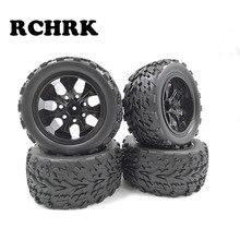 4PCS RC car 1 10 HSP 12mm racing wheel rim tires diameter 115mm width 55mm Suitable