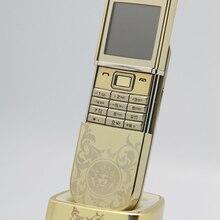 NOKIA 8800 Sirocco мобильный телефон GSM разблокированный 8800D специальная версия