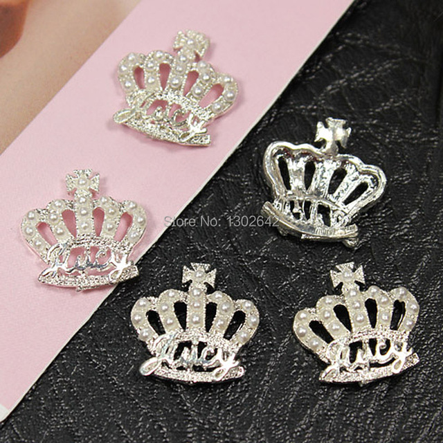 D90 10pcslot New Product Lucky Crown 3d Nail Art For Sale Nail Art