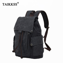 Men's Laptop Computer Backpack High quality Canvas Backpacks Teenage School Bag Fashion Travel Backpack Large Capacity Daypacks manjianghong high quality multifunction canvas bag travel bag large capacity multipurpose backpacks 1241