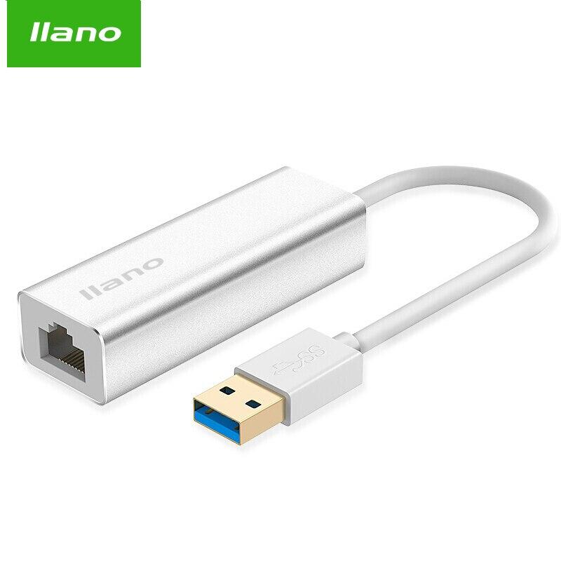 FleißIg Llano Ash3l-u3 Alu Mi Num Usb3.0 Hub Mit Rj45 Für Mac Notebook Perfekt-silber Lan Netzwerk Karte Adapter Für Win10 8,1 7 Xp Mi Diversifiziert In Der Verpackung