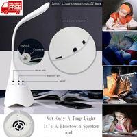 LED Touch Bluetooth Speaker /Wireless camera/Wifi/ Desk Lamp Eye Reading Light