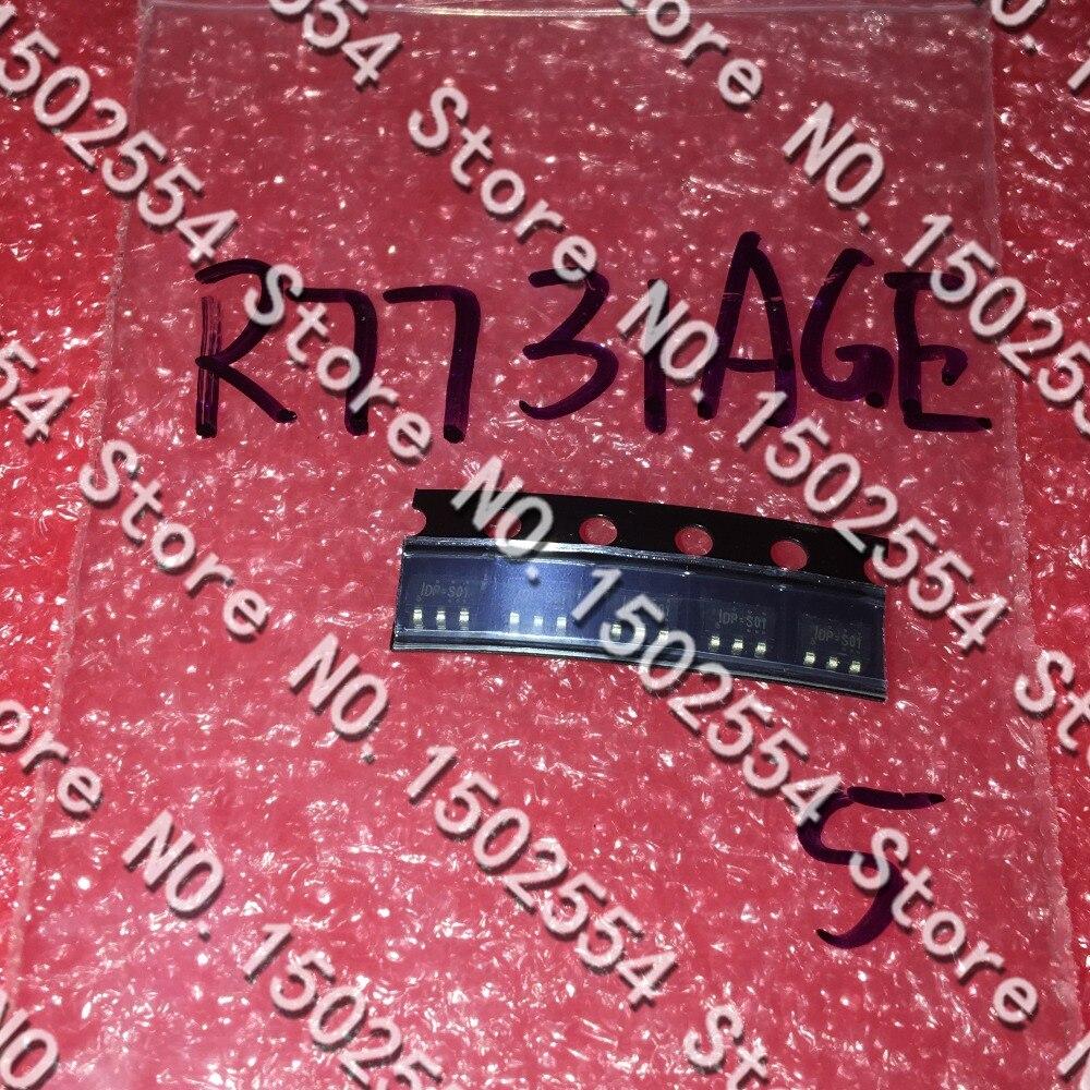 5 unids/lote R7731AGE SOT23-6 pantalla de seda: DP = IDP ...