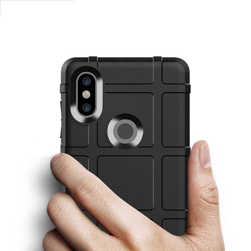 Производство задняя крышка для Xiaomi mi Mix 2 S защитный чехол мягкий силиконовый ударопрочный чехол для спортивной камеры Xiao mi 6X mi 6X mi A2 принципиально аксессуары