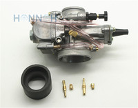 30MM KOSO Carburetor Keihin PWK motorcycle Carburator 28 30 32 34 mm jet good power FIT 125 150 CC racing Scooter dirt bike ATV