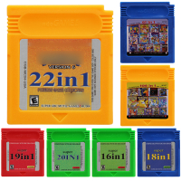 Video Game Cartridge 16 Bit Game Console Card All In 1 Compilations Super Combo Multi Cart