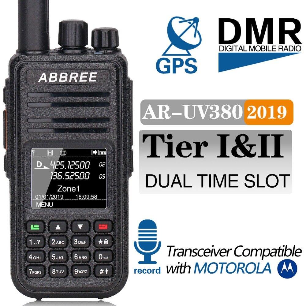 Candid Zastone Mini9 Dmr Mini Portable Digital Walkie Talkie 2w Uhf 400-470mhz Hf Transceiver Communicator Handheld Two-way Radio Cellphones & Telecommunications