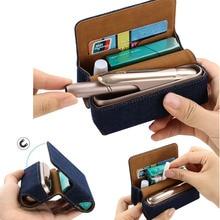 JINXINGCHENG 패션 새로운 Filp 지갑 파우치 케이스 IQOS 3 케이스 커버 IQOS 3.0 보호 액세서리