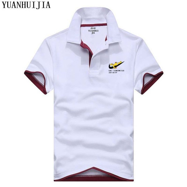 Plus Size M-3XL Brand New Men's Polo Shirt Men Cotton Short Sleeve shirt Brands jerseys Mens Shirts polo shirts