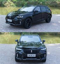 1:18 advanced alloy car models,high simulation Great Wall Motors WEY VV7 Luxury SUV,collection toy vehicles,free shipping