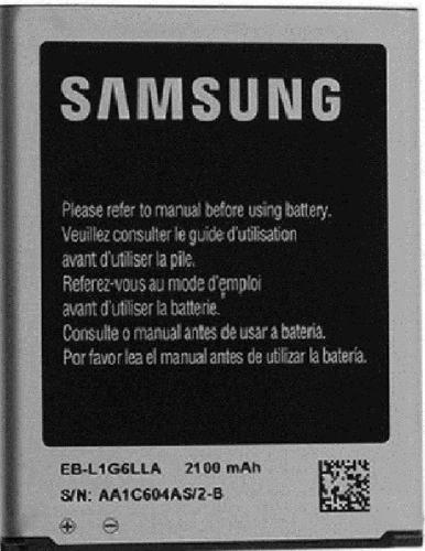 100% Original Novo Samsung EB-L1G6LLA Bateria 2100 mah para Samsung Galaxy S3 GT-i9300 i747 i535 T999 L710 R580 i930 Ativ NFC