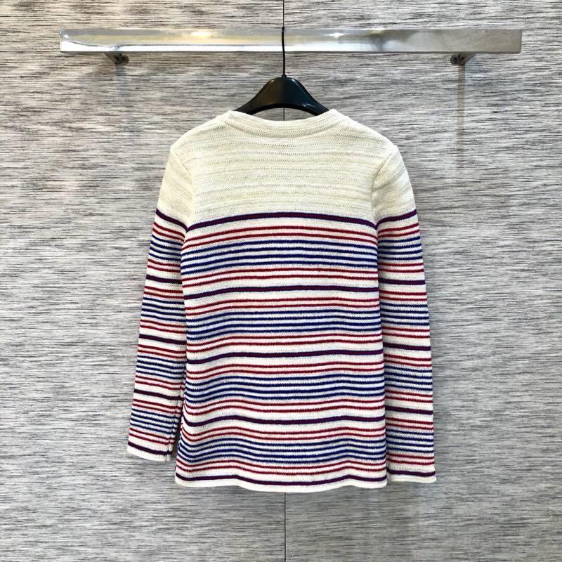 Design Luxe Marque Partie Femmes Mode Européenne L01170 Piste Chandails De 2019 Vêtements Style wgFAxYqA