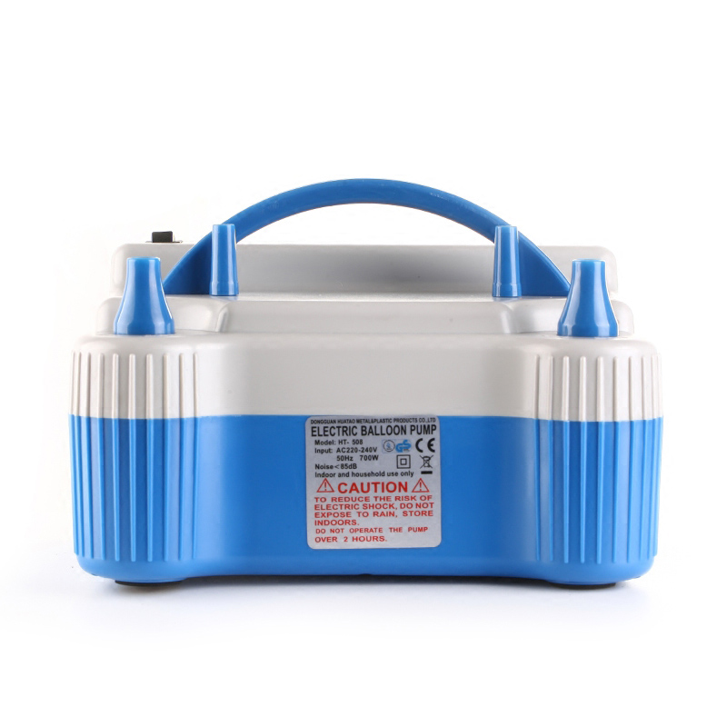 Balloon Electric Nozzle 700W Inflator Blue High Speed Air Pump 220-240V ALI88Balloon Electric Nozzle 700W Inflator Blue High Speed Air Pump 220-240V ALI88
