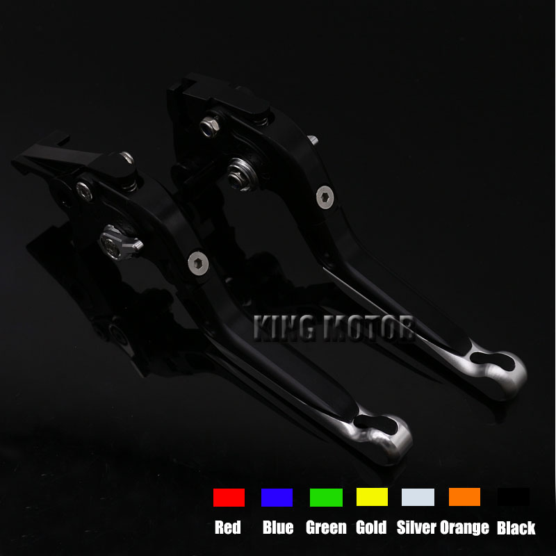 For YAMAHA XSR 900 ABS XSR 700 ABS 2016-2017 XJ6 DIVERSION 09-15 Motorcycle Accessories Folding Extendable Brake Clutch Levers