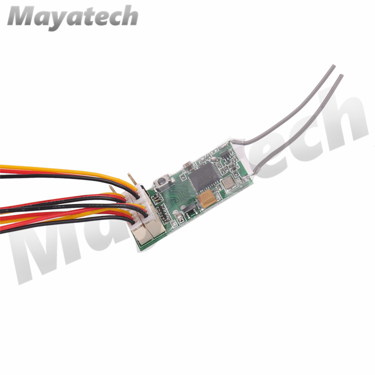 REDCON CM410X 2.4G 4CH DSM2 DSMX Compatible Receiver With PPM Output