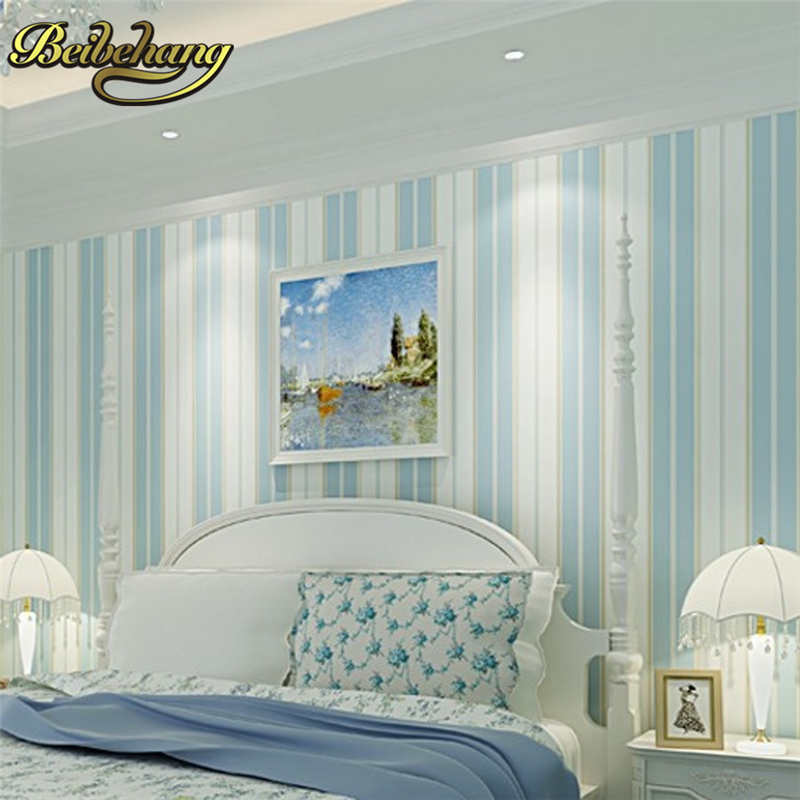 beibehang child stripe wall paper kids girl modern wallcovering Cambridge university Festival stripe design chic wallpaper roll аксессуары для косплея no 60cm cosplay
