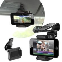 Kris Car Universal Car Sun Visor Phone Mount Holder Stand For PDA GPS Phone Camera Digital DVR