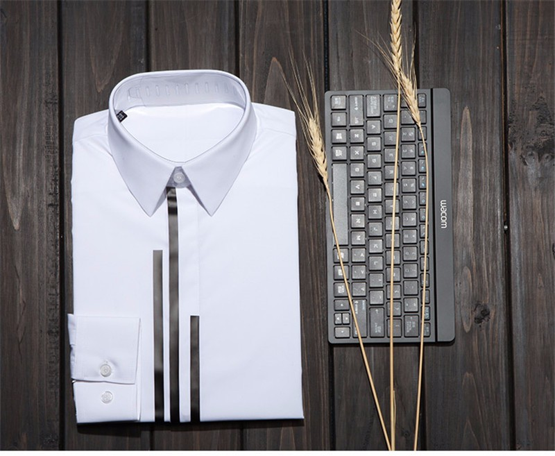 luxury Men dress shirt -10