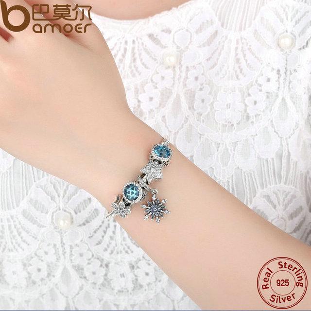Sterling Silver Radiant Hearts Bracelet