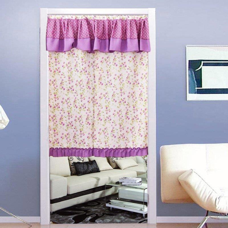 puerta de la cocina cenefa cortinas cm puerta rstica tela de la cortina