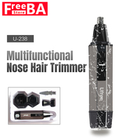 High Quality Nose Hair Trimmer Nasal Wool Implement Nose Ear Facial Hair Cut For Men Washed Trimmer Clipper Nasal Implement