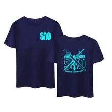 Sword Art Online Glow in the Dark Shirt