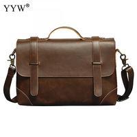 df0ec672d7251 A Case For Documents Tote Bags For Men Black PU Leather Handbag Men S  Executive Briefcase. US $36.98 US $28.10. Bir Durumda Belgeleri Çanta ...